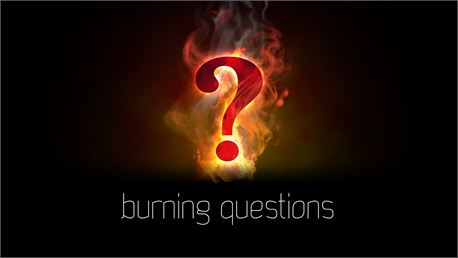 creation swap, mountain christian, burning questions,